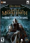 The Lord Of The Rings, The Battle For Middle-earth II, The Rise of the Witch-king