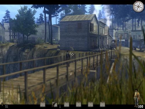 Call of Juarez Screenshot