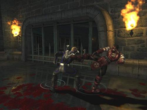Mortal Kombat: Armageddon Screenshot