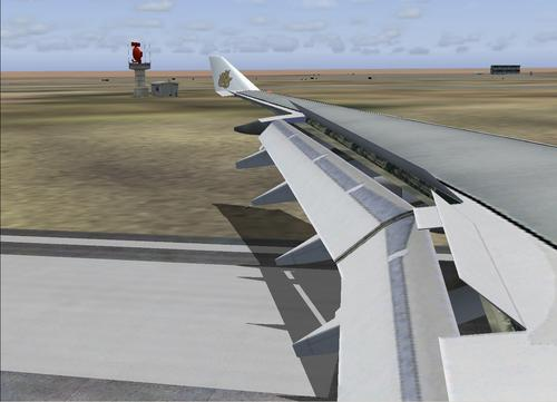 A340-500/600 Screenshot