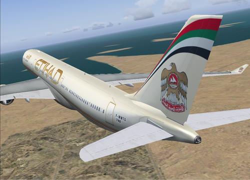 A340-500/600 Screenshot