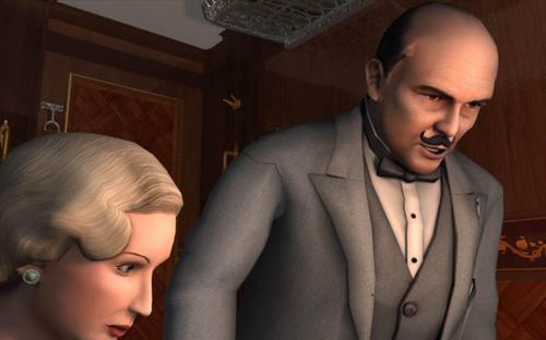 Agatha Christie - Murder on the Orient Express Screenshot
