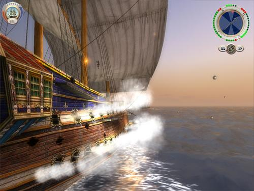 Age of Pirates: Caribbean Tales Screenshot