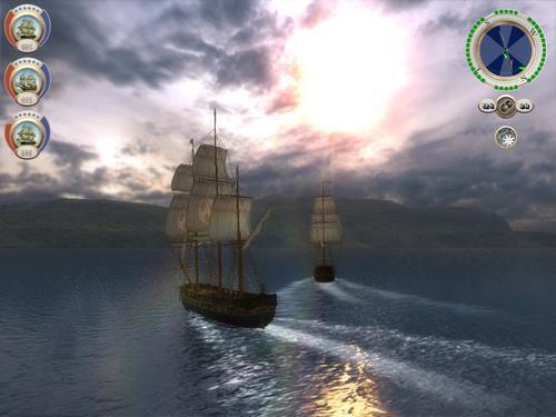 Age of Pirates: Caribbean Tales Screenshot