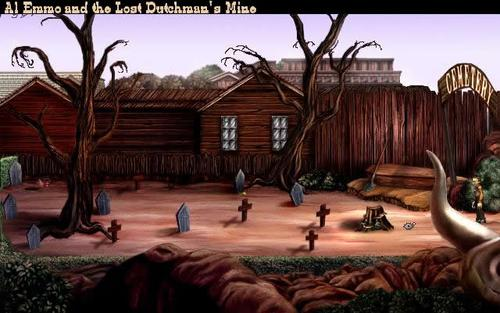 Al Emmo and the Lost Dutchman's Mine Screenshot