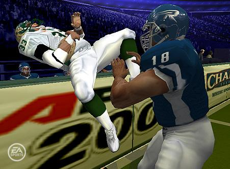 EA Sports Arena Football Screenshot