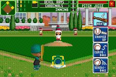 Backayrd Baseball 2007 Screenshot