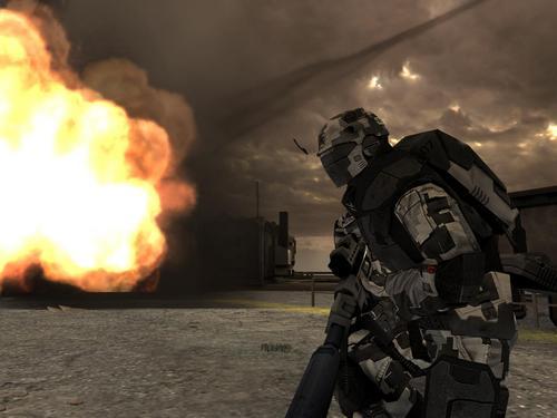Battlefield 2142 Screenshot