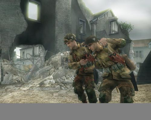 Brothers in Arms: Earned in Blood Screenshot