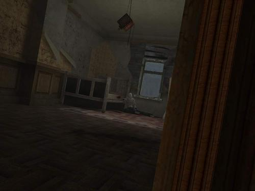 Screenshot from Call of Cthulhu: Dark Corners of the Earth