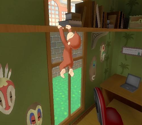 Curious George Screenshot