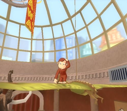 Curious George Screenshot