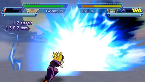Dragon Ball Z Shin Budokai: Another Road Screenshot