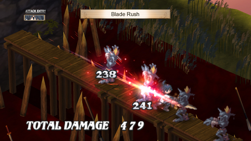 Disgaea 3: Absence of Justice Screenshot