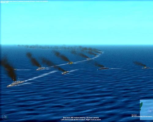 Distant Guns! Screenshot