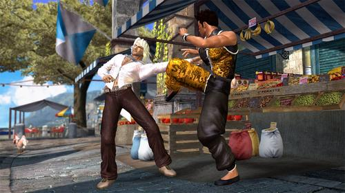 Dead or Alive 4 screenshot 3