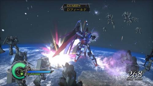 Dynasty Warriors: Gundam 2 Screenshot