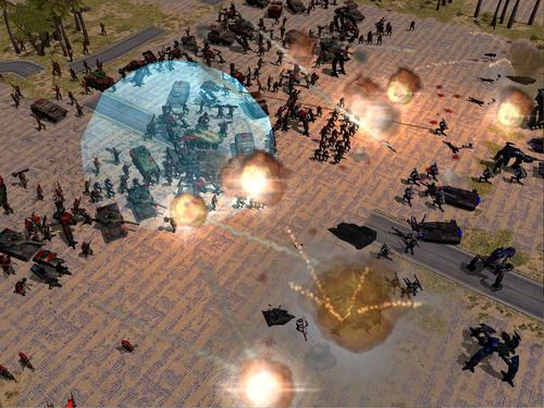 Empire Earth II: The Art of Supremacy Screenshot