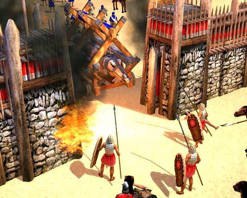 Empire Earth II: The Art of Supremacy Screenshot