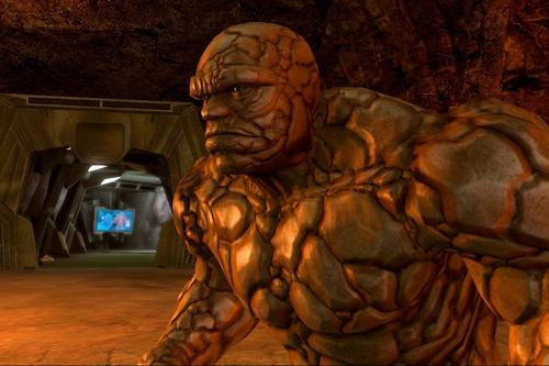 Fantastic 4: Rise of the Silver Surfer Screenshot