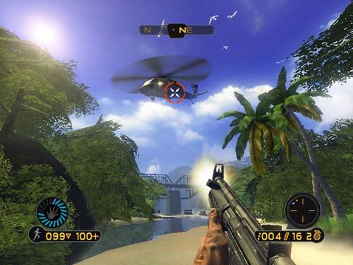 Far Cry Vengeance Screenshot