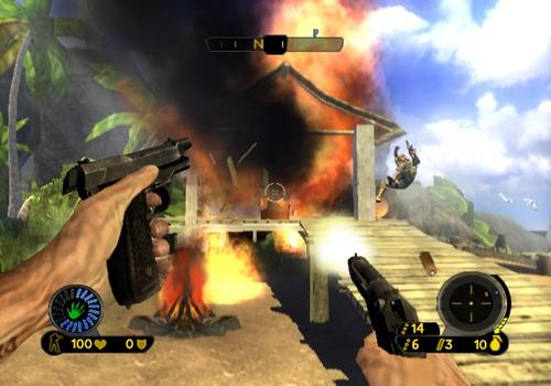 Far Cry Vengeance Screenshot