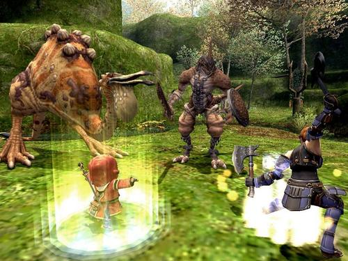 Final Fantasy XI: Treasures of Aht Urhgan Screenshot