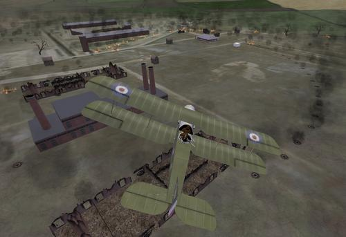 Flyboys Squadron Screenshot