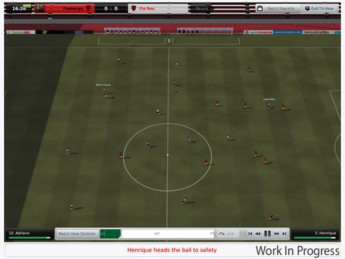 Football Manager 2010 Screenshot