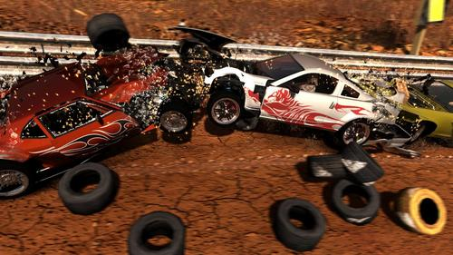 FlatOut Ultimate Carnage Screenshot