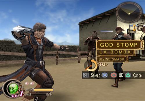 God Hand Screenshot