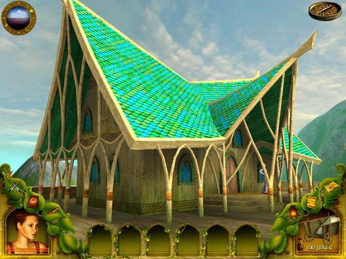 GODS: Lands of Infinity Screenshot