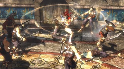 Heavenly Sword Screenshot