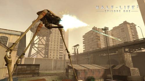 Half--Life 2: Episode 1 Screenshot