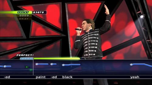 Karaoke Revolution Presents: American Idol Encore 2 Screenshot