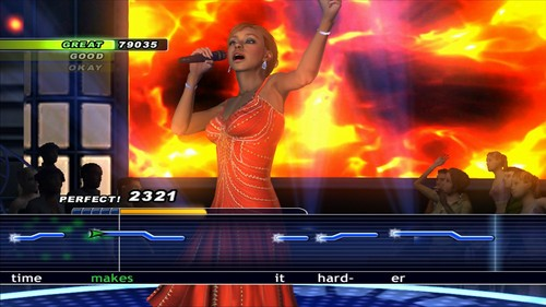 Karaoke Revolution Presents: American Idol Encore 2 Screenshot