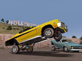 L.A. Rush Screenshot 3