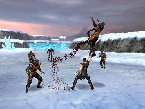 Mortal Kombat: Armageddon Screenshot