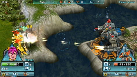 Mytran Wars Screenshot
