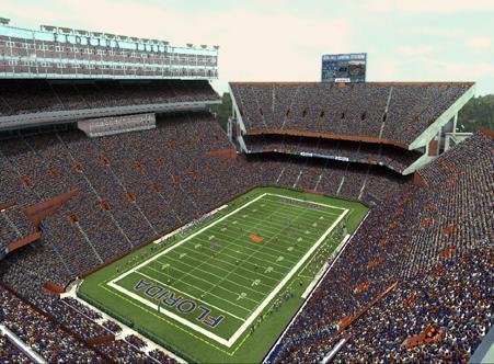 NCAA Football 07 Screenshot