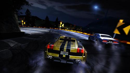 Blasteroids Com Games Screenshots Need For Speed Carbon Psp