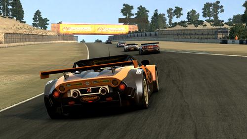 RacePro Screenshot