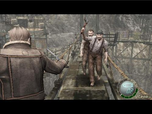 Blasteroids Com Games Screenshots Resident Evil 4 Ps2