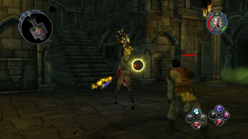 Sacred 2: Fallen Angel Screenshot