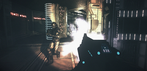 The Chronicles of Riddick: Assault on Dark Athena Screenshot