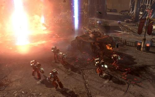 Warhammer 40,000: Dawn Of War II Screenshot