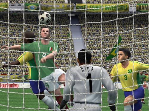 World Soccer Winning Eleven 9 screenshot