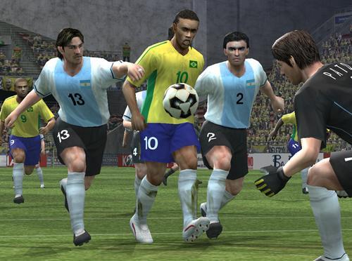 World Soccer Winning Eleven 9 screenshot