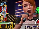 Screenshot from Karaoke Revolution Country