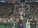 NBA 2K9 Screenshot